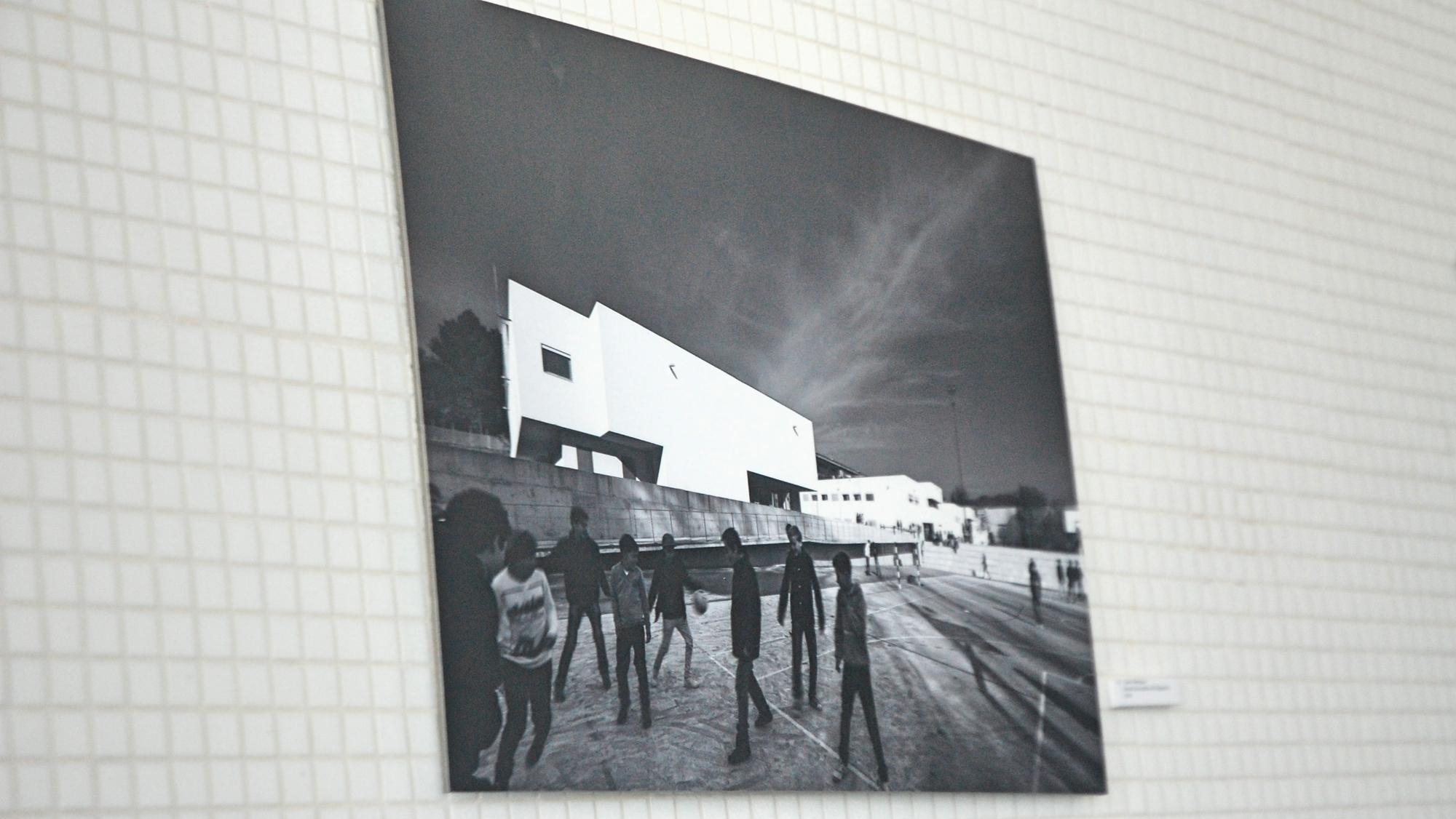 Escola de Felgueiras - exposição