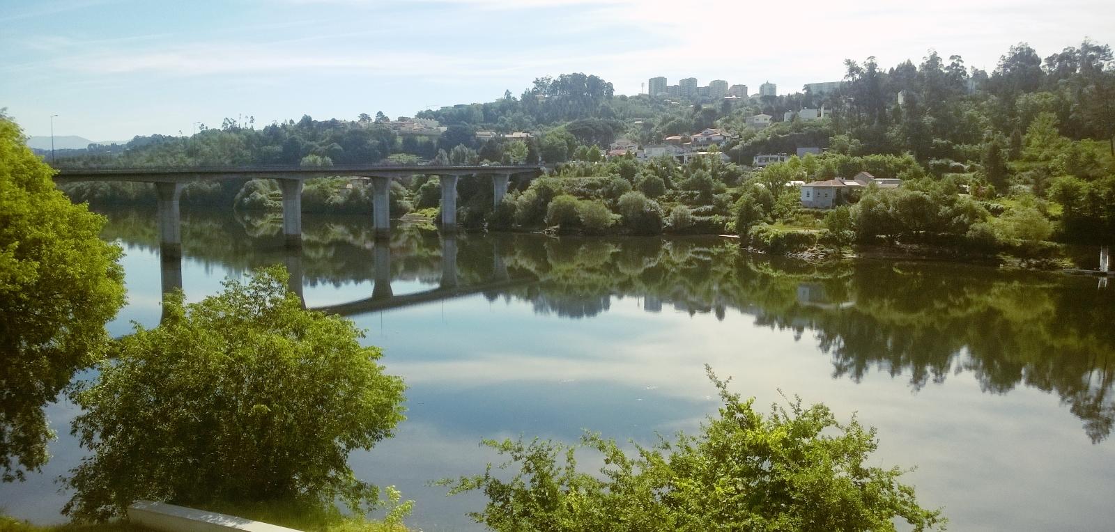 Rio Tâmega Marco de Canaveses