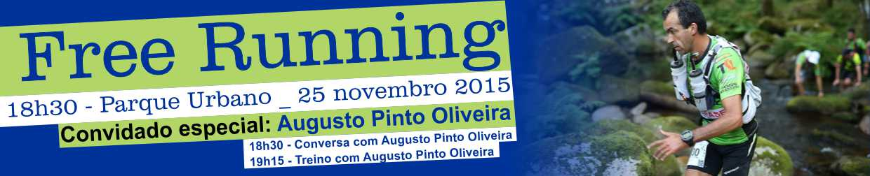 Free Running - Augusto Pinto Oliveira banner 3