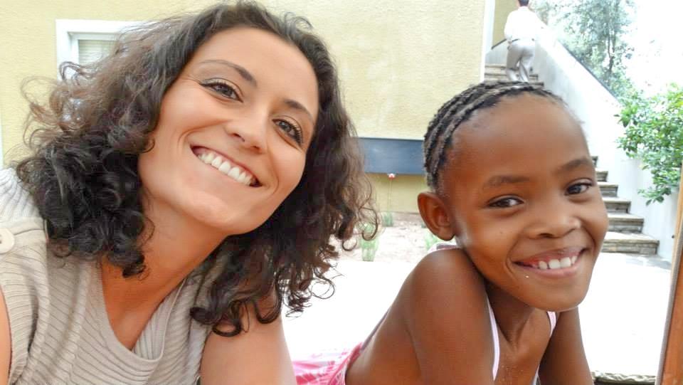 Felgueirense é voluntária na Namíbia 2