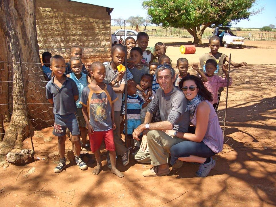 Felgueirense é voluntária na Namíbia 4