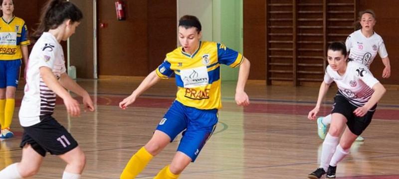 Futsal feminino  Lustosa vence Sobrado e Santo Estevão perde com Rio de  Moinhos b0ee471295c30