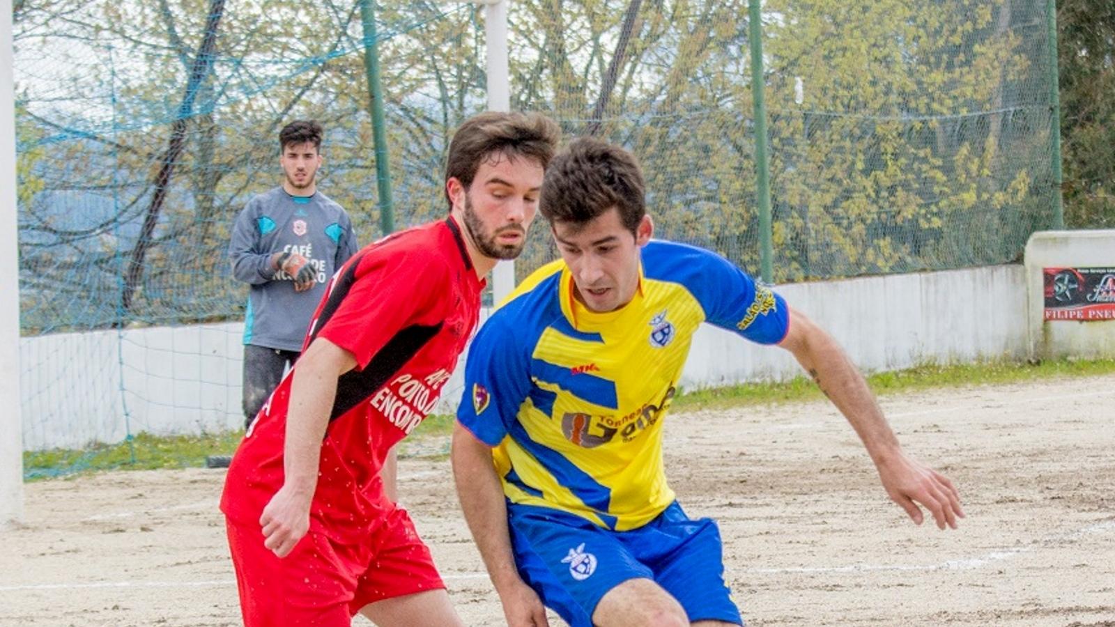 1ee9b73f20 Aveleda recebe Nogueira em jogo da segunda mão da Taça D´Trivela ...