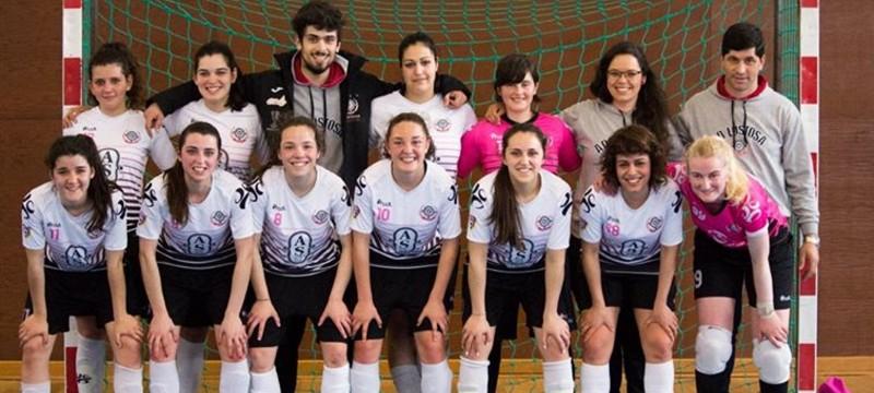 Liga Vale Sousa e Tâmega Futsal Feminino  Liga inicia sexta-feira com dois  jogos de37f362c7847