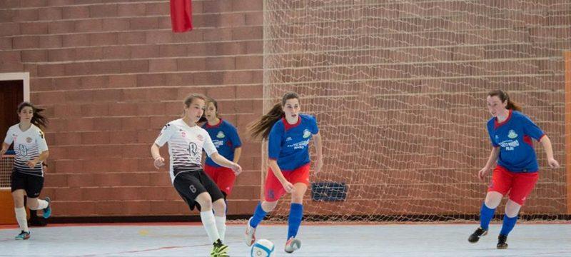 Futsal Feminino  Lustosa defronta Santo Estevão em duelo de equipas da mesma  freguesia b54c3347a3b1a