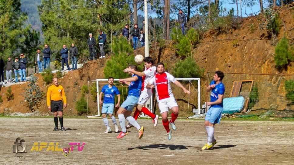 7a392734bf FUTEBOL LOUSADA  Nogueira assegurou presença nas meias finais da Taça  d`Trivela
