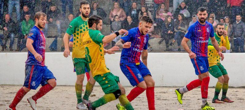 7e19e36ec3 AFALOUSADA  Taça D`Trivela com chuva a prejudicar os jogos mas muitos golos  assinalados
