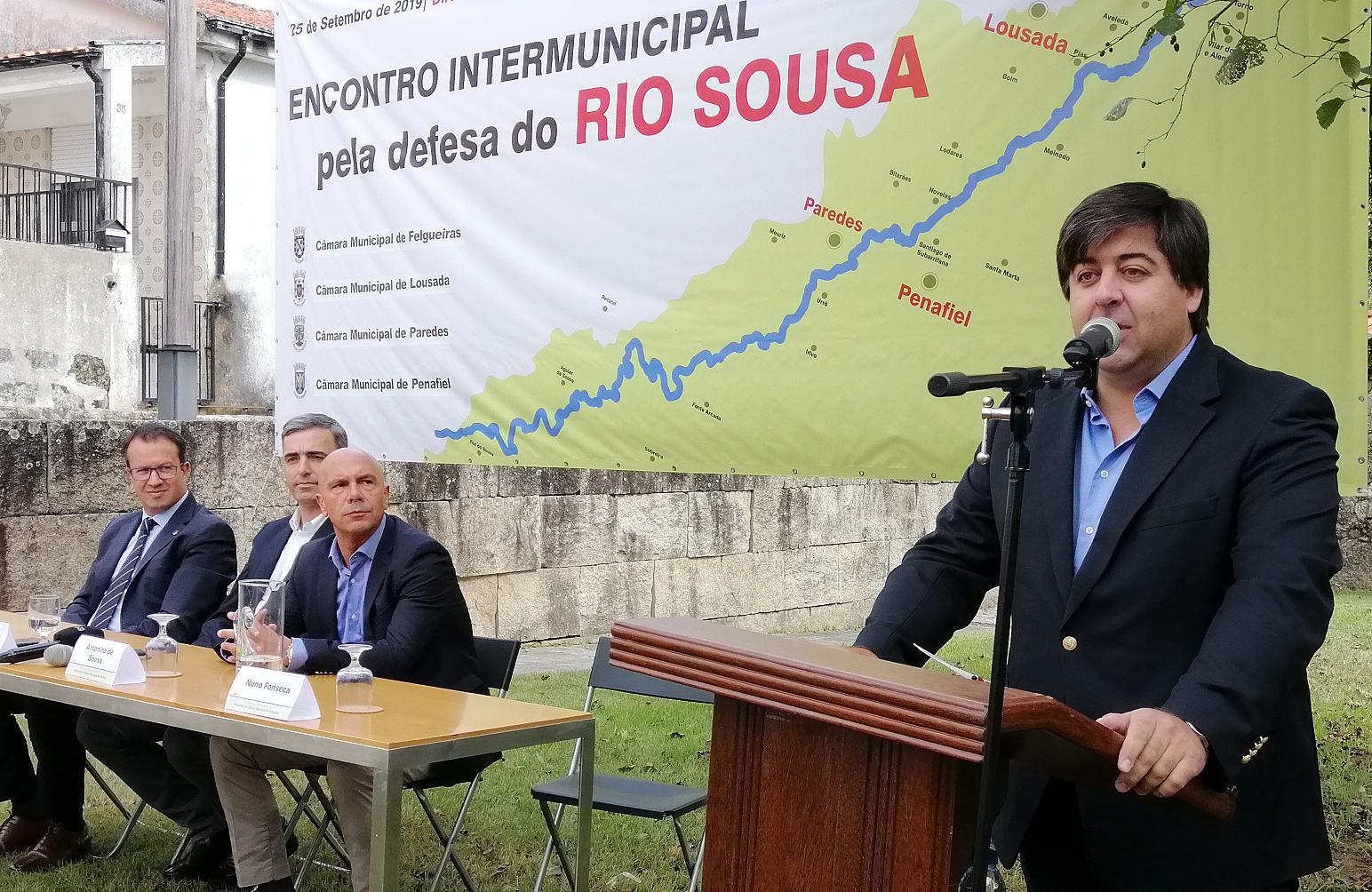 Nuno Fonseca rio Sousa em Penafiel