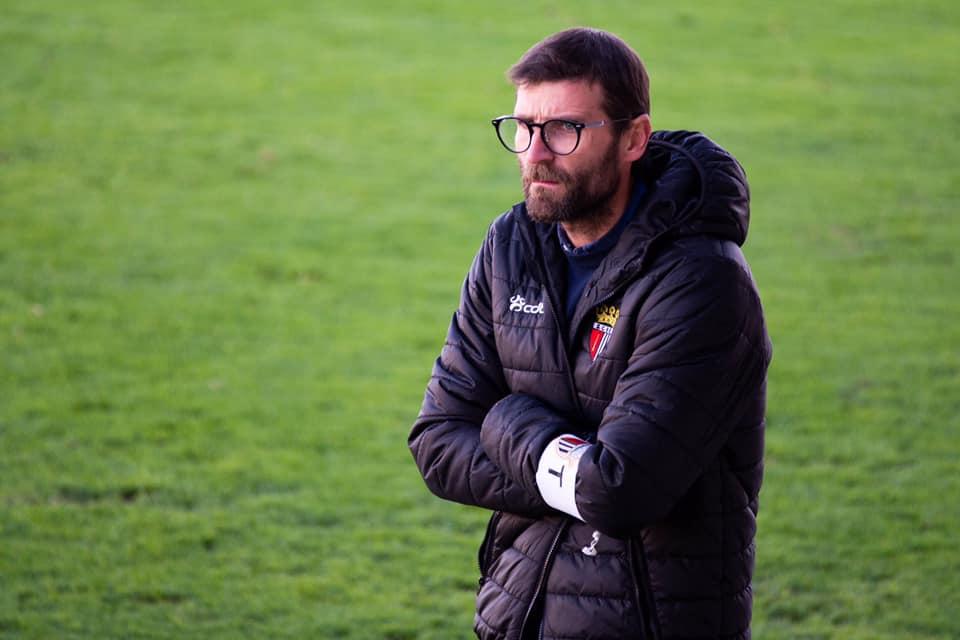 Patrick Canto é o novo treinador do Lousada