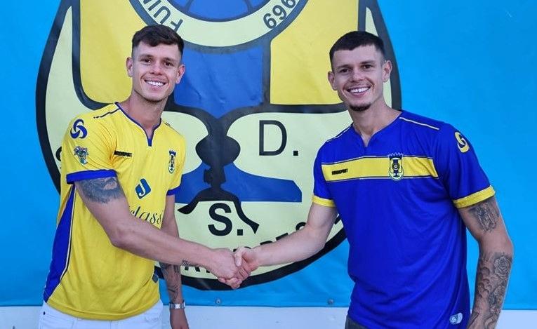 Os irmãos brasileiros, Kevin e Kainã, que na temporada passada estiveram ao serviço do Marco-09, são reforços do Sobrado