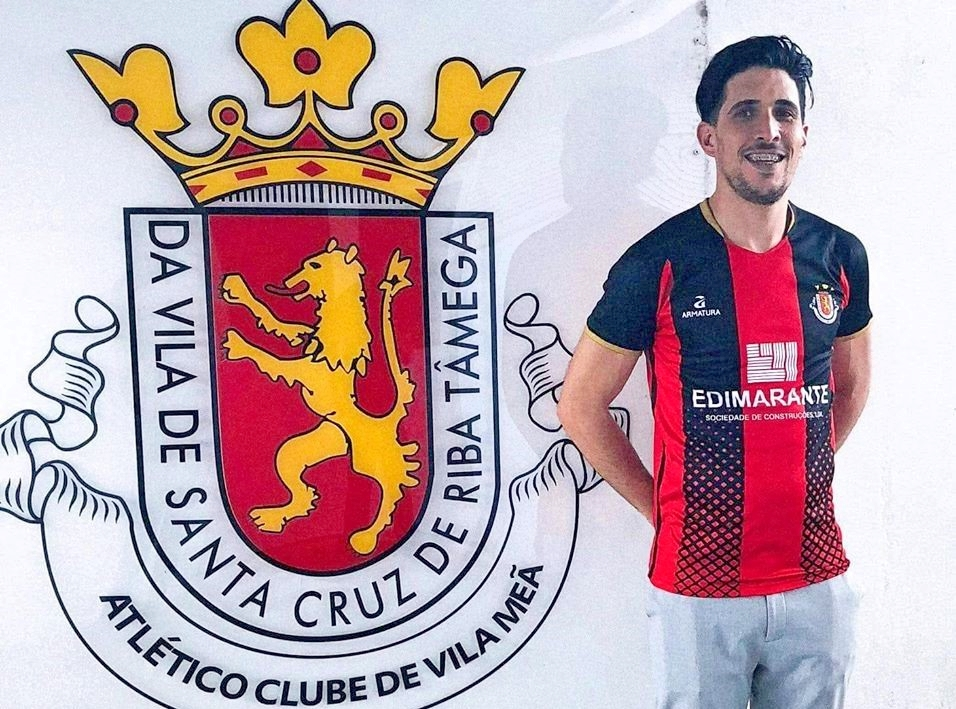 Costa Pinto regressa a Vila Meã, clube que já tinha representado em 2018/2019